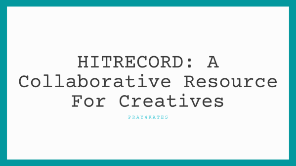 what is hitrecord